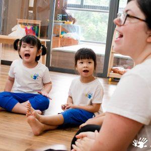 Ngôn ngữ đối với trẻ 6 năm đầu đời